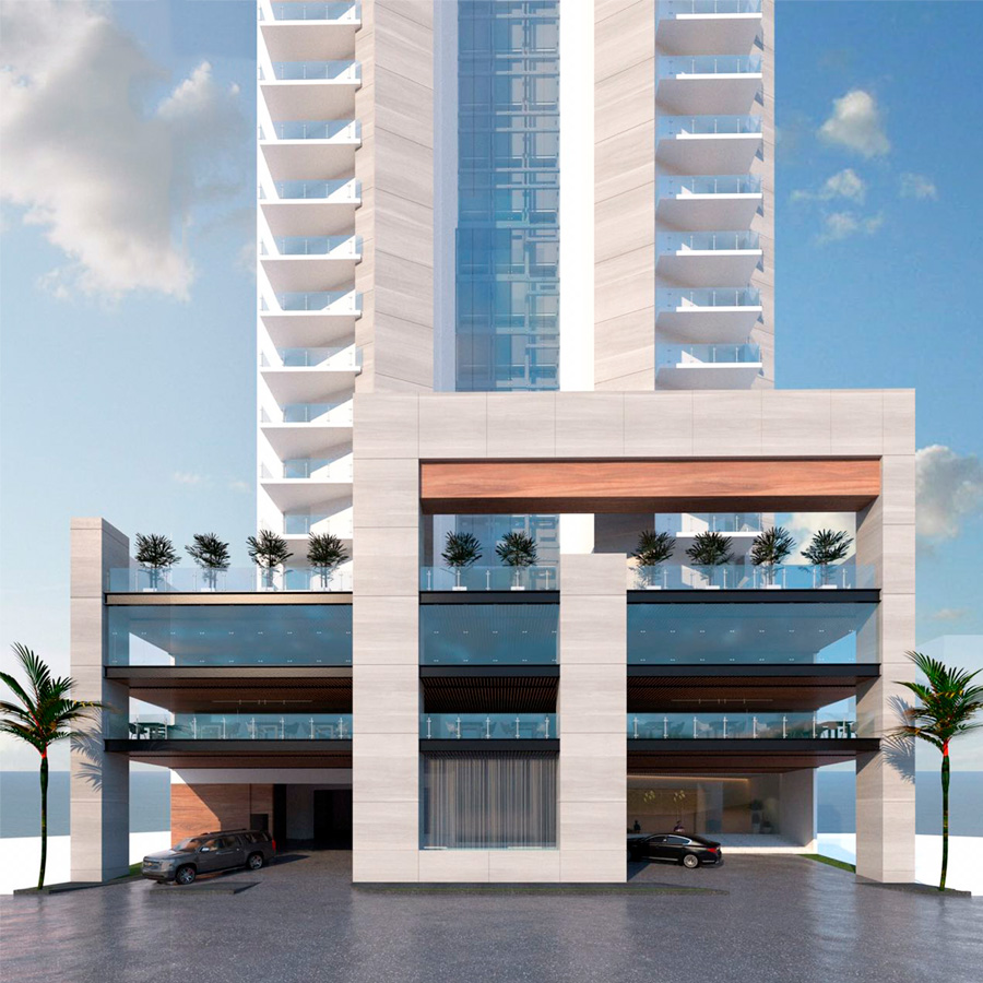 Eleve Beach Tower Condos